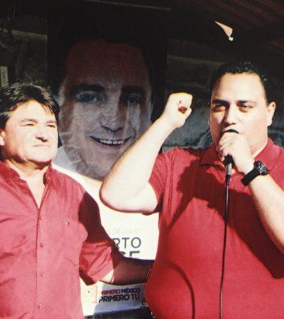 ¿'EL WATO' SE METE EN MORENA?: El ex líder de taxistas del felixismo-borgismo busca inscribirse como candidato del partido de AMLO a una diputación en Quintana Roo