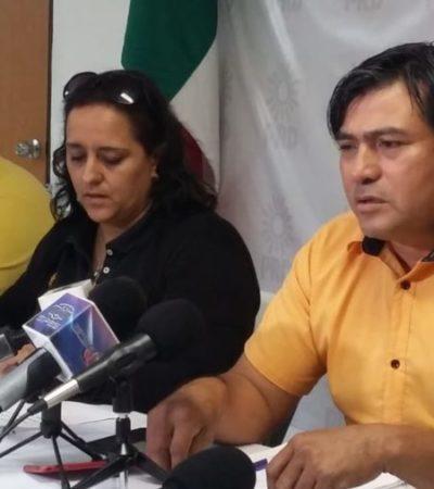 Ampliará PRD alianza con el PAN a 14 distritos, anuncia Rafael Esquivel Lemus