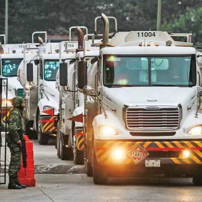 Descarta Rocío Nahle otorgar permisos de importación de gasolina durante 2019