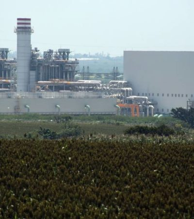Anuncia AMLO consulta ciudadana para operar termoeléctrica que costó 20 mil mdp en Morelos