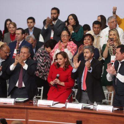 Consultará PRI a militancia para elegir a nueva dirigencia; solicitará al INE organice proceso de elección