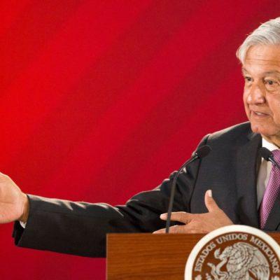 PECADOS DE ORIGEN: Órganos autónomos son una farsa y deben 'purificarse', asegura López Obrador