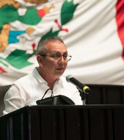 """""""No se puede tapar el sol con un dedo"""", le dice el diputado Ramón Padilla a Laura Beristain"""
