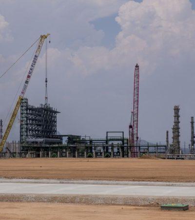 Arrancará construcción de la nueva refinería en Tabasco hasta finales de 2019