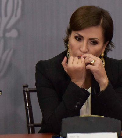 Costó 'exilio' de Rosario Robles en oficina de Polanco más de 11 mdp en renta al año