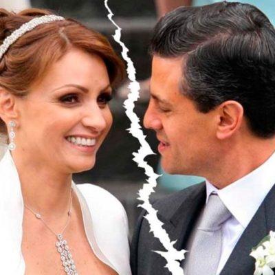 Confirma Angélica Rivera que se divorciará de Enrique Peña Nieto y 'recuperará su vida'