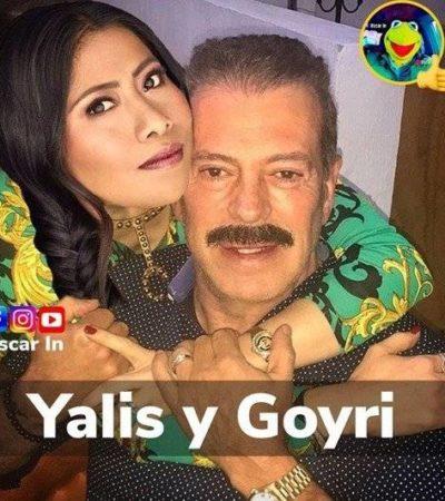 GALERÍA | Pone Sergio Goyri su nombre en 'boca de todos'; usuarios de redes lo tunden a 'memazos'