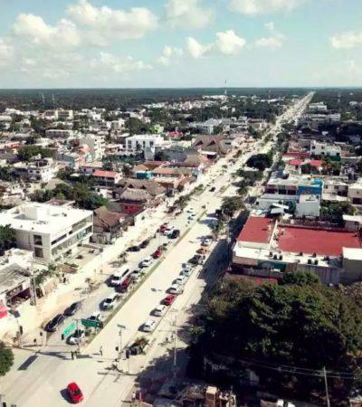 Para atender rezago de vivienda en Tulum, anuncia Alcalde que se construirán 6 mil casas en los próximo meses