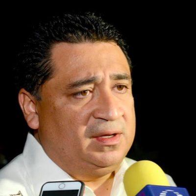Preocupante el recorte de recursos federales para seguridad de Quintana Roo: Eduardo Martínez