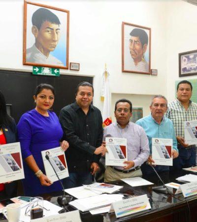 Recibe Congreso informe general de la cuenta pública 2017