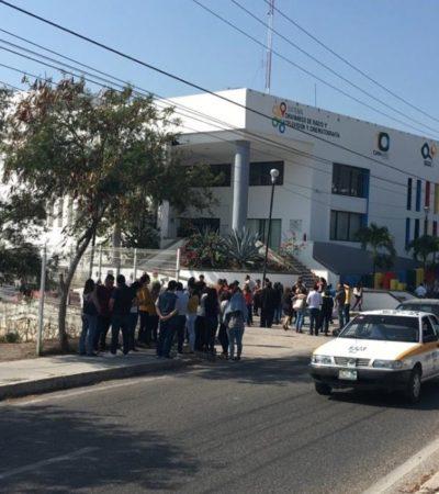 SUFRIÓ CHIAPAS 51 RÉPLICAS DEL SISMO: El saldo, un herido y daños en casas, escuelas y edificios