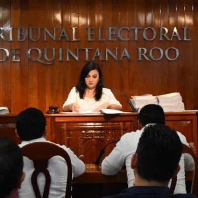 Teqroo sanciona a Morena por hacer un llamado al voto fuera de los plazos permitidos en ley