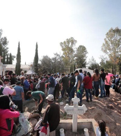 LOS HUÉRFANOS DE TLAHUELILPAN: Al menos 170 menores perdieron a uno o a ambos padres en la explosión del ducto