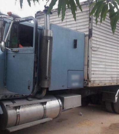 Rescatan a 243 migrantes centroamericanos y detienen a 12 polleros en el sur de Veracruz