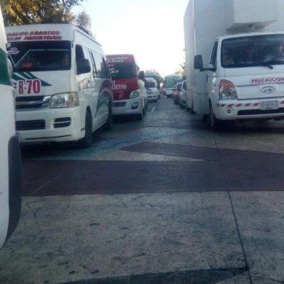 Urvans y TTE no podrán transitar por la Kabah y la Tulum cuando se aplique el Plan Integral de Movilidad en Cancún