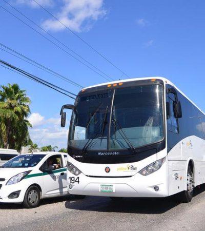 Rechazan transportistas posibles modificaciones a la Ley de Movilidad