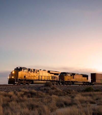 Conectará Tren Maya con el Corredor Transístmico, que se planea en Oaxaca y Veracruz