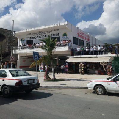 Toman sede taxista en Tulum; piden intervención estatal