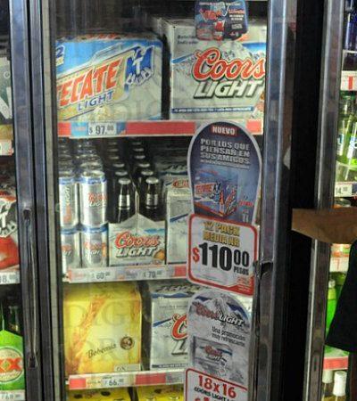 APLICAN NUEVAS REGLAS PARA LA VENTA DE ALCOHOL: A partir de hoy cambian los horarios para la venta de bebidas embriagantes en envases cerrados