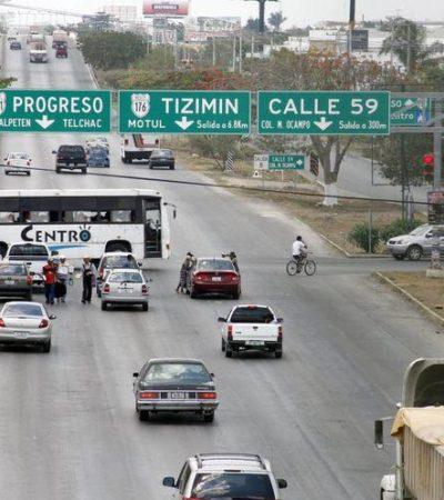 EXCESO DE VELOCIDAD Y ALCOHOL: Suman 32 muertes por accidentes viales en Yucatán, en lo que va de 2019