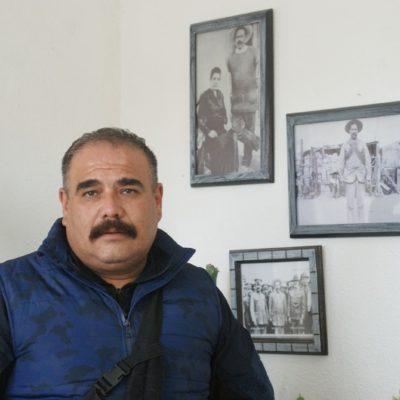 Nombran a nieto de Pancho Villa nuevo director de Seguridad Ciudadana y Tránsito Municipal en Xalapa