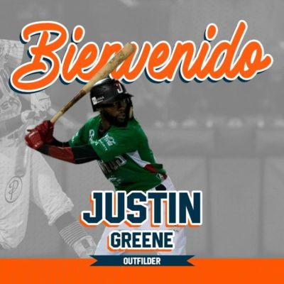 JUSTIN GREEN SE UNE A LA OFENSIVA FELINA: Uno de los peloteros más espectaculares en los últimos años en la LMB se convierte en el nuevo refuerzo de los Tigres de Quintana Roo