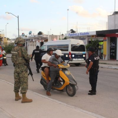 Redoblan vigilancia en la delegación de Puerto Aventuras
