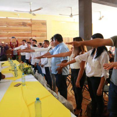 Repararán carretera Cobá-Chanchén I en beneficio de agricultores