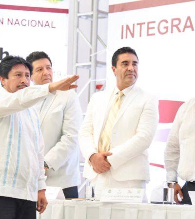Víctor Mas Tah asume vicepresidencia de la Asociación de Municipios de México