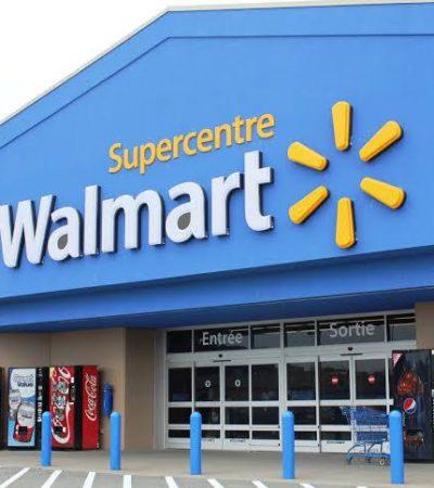 Se suma la CROC a protestas contra el corporativo Walmart México por denuncias de violación de derechos de los trabajadores
