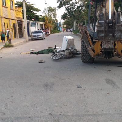 Mueren dos motociclistas en dos accidentes en Cancún