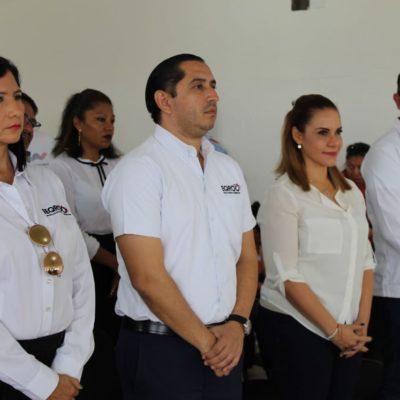 Preparan material electoral para la votación del 2 de junio