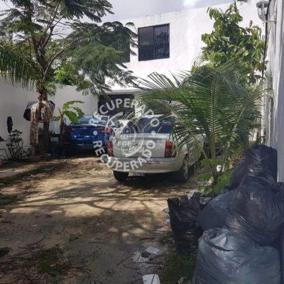 CATEAN DOMICILIO Y RECUPERAN AUTOS ROBADOS: Dan golpe a grupo delictivo en la Región 100 de Cancún y recuperan 3 unidades