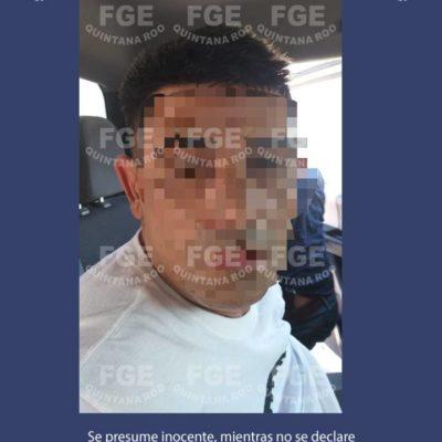 Detiene FGE aextranjeroimplicado en homicidio de empresario en Cancún