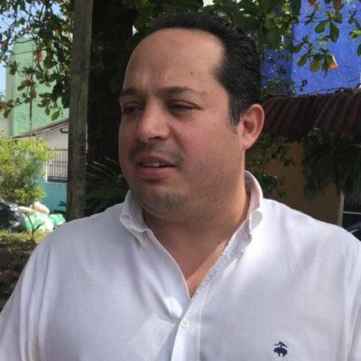 """""""EL PRI ESTÁ DESTINADO AL FRACASO"""": Eduardo Mariscal, uno de los muchos ex priistas que hoy se registró para una candidatura en Morena, dice que """"venimos humildemente a sumarnos, quedemos o no quedemos"""""""