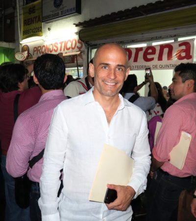 Hugo Alday deja en 'stand by' tema del 'Regidor 16' por atender temas de su candidatura en Morena