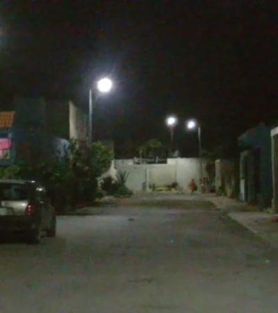 Hallan en el fraccionamiento Villas del Mar un automóvil presuntamente utilizado por sicarios para ejecutar a policía ministerial en Cancún
