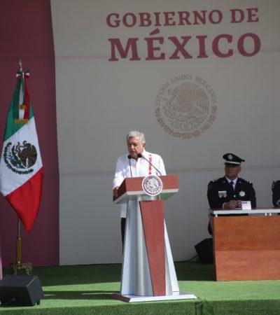 Rompeolas: Al final, AMLO se lavó las manos ante los fallidos ayuntamientos morenistas de Quintana Roo