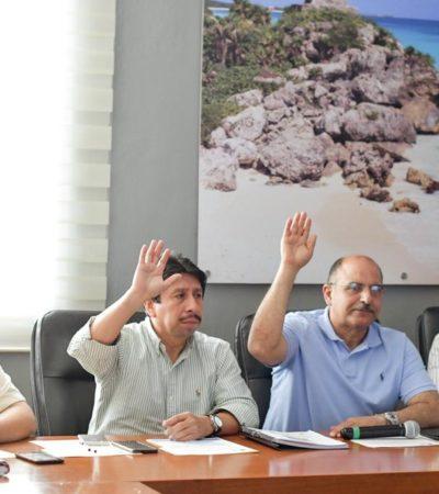 Presentan Plan Municipal de Desarrollo 2018-2021 en Tulum