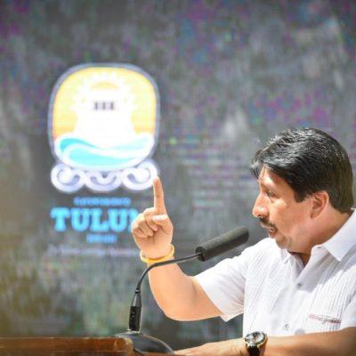 """""""Quienes hoy nos critican todo fueron los que no hicieron nada por Tulum"""", dice Víctor Mas en reunión con empresarios"""