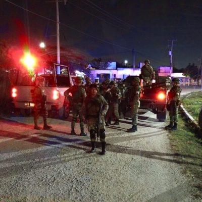 SUMA CANCÚN MÁS MUERTOS: Doble ejecución en Azul Bonampak eleva a 7 las víctimas del martes en Quintana Roo