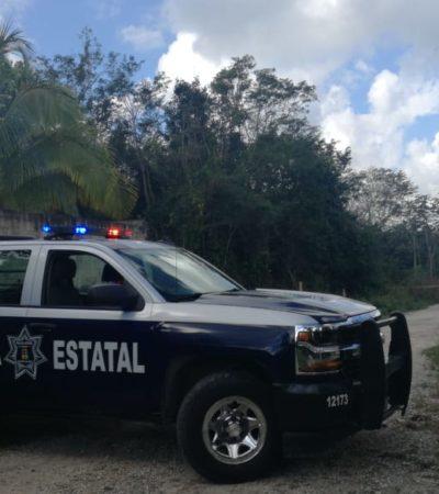 OTRO EJECUTADO EN CANCÚN: Hallan encobijado en la colonia La Amistad