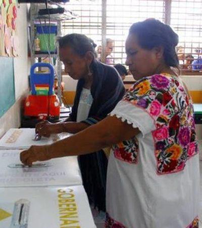 Descienden Yucatán y Tabasco en desarrollo de la democracia; avanzan Quintana Roo y Campeche
