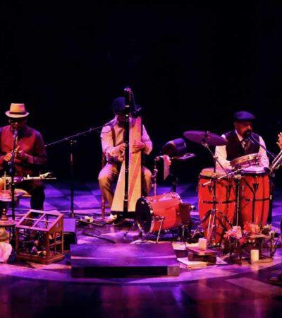 Arpason, la 'joya' musical de Cirque du Soleil en la Riviera Maya