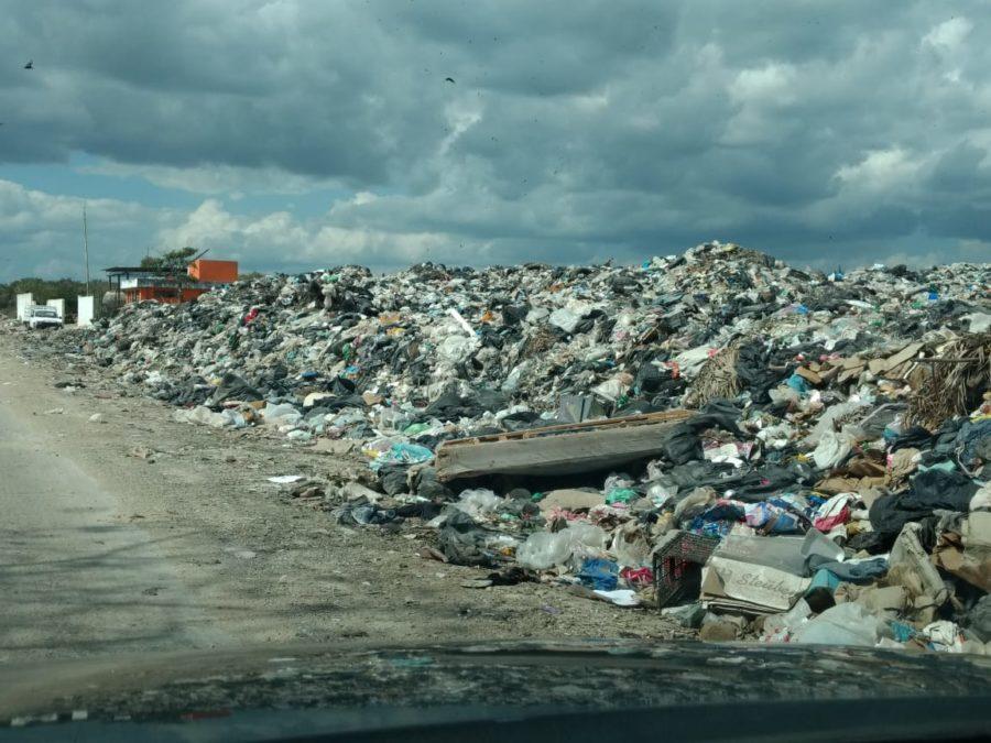 Autoridades de OPB se niegan a declarar contingencia ambiental por basurero, pese a contaminación