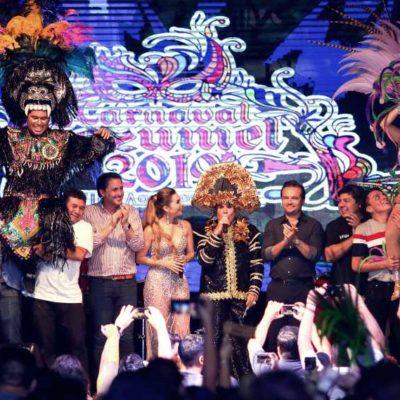 Eligen a los Reyes del Carnaval de Cozumel