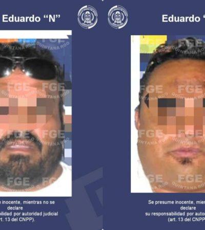 Detienen en Villas Otoch a dos hombres implicado en presunto caso de prostitución de una niña de 12 años