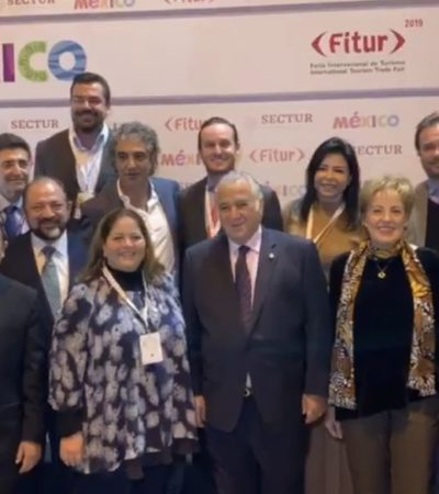 Ni Marisol Vanegas ni Darío Flota han presentado informes sobre logros alcanzados en la Fitur