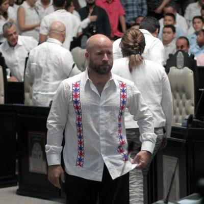 """""""LA REELECCIÓN NO ES ALGO QUE ME TENGA OBSESIONADO"""": José de la Peña, diputado del Verde Ecologista, dice que no buscará repetir en el Congreso de QR"""