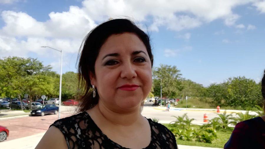 Leslie Baeza asegura que declaraciones de Laura Beristain sobre dinero extra que reciben regidores de Solidaridad es falso